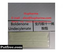 USA domestic Injectable Oil Steroid Raw liquid Boldenone Undecylenate