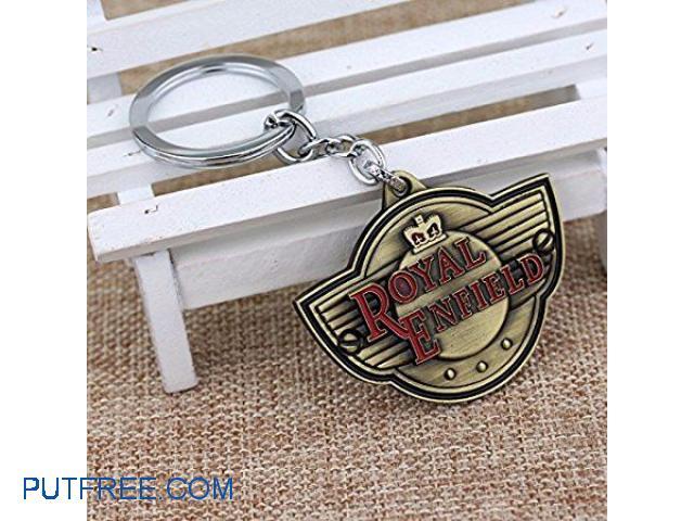 Royal Enfield Keychain