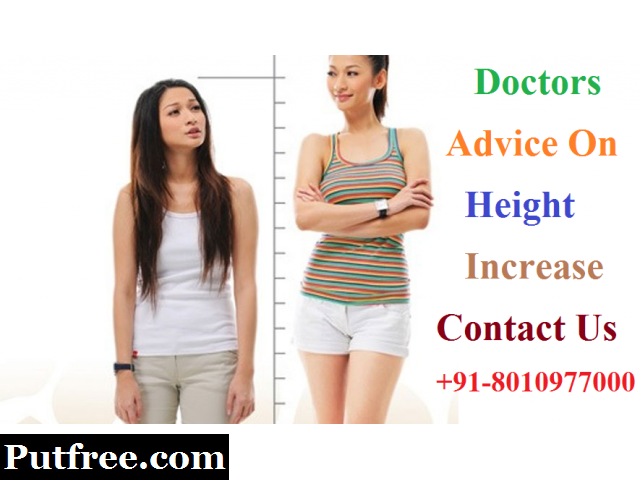 Doctors advice on height increase in Jodhpur|+91-8010977000