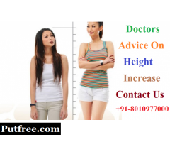 Doctors advice on height increase in Jodhpur|+91-8010977000