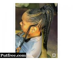We have the best hair styles in Randburg ,contact Harrie 0787412955
