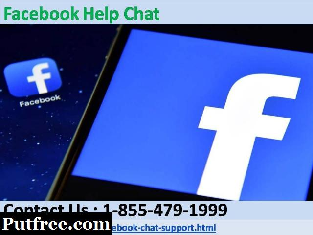 Apposite Assistance For Fixing Chat Enigma With 1-855-479-1999 Facebook Help Chat Professionals