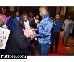 How to meet Prophet Shepherd Bushiri - Major 1 +27604094446 ( Bushiri Ministries)