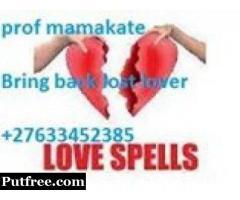 LOVE SPELLS CASTER IN JOHANNESBURG Prof mama kate