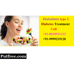 +91-8010931122|Diabulimia type 2 diabetes treatment in Greater Kailash