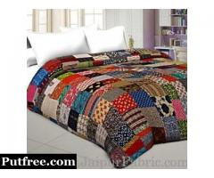 Online Handmade Bed Sheets in India