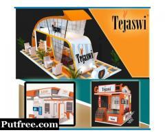 Best Exhibition Stall Fabricator in Mumbai - Tejaswi