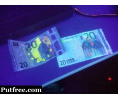 High Quality Undetectable Counterfeit Banknotes For Sale at jamesvien@yahoo.com