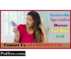 +918010931122 | ayurvedic specialist  doctor for hair fall in Rajendra Place