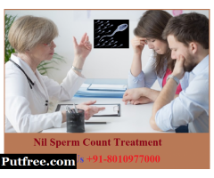 [+918010977000] Nil sperm count treatment in gurgaon Sector 43