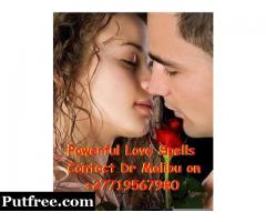 CREATE A MARRIAGE WITH MY STRONG SPELLS +27719567980