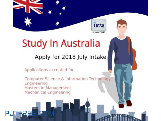 Study in Australia through global partner The IEIS Education LTD
