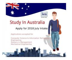 Study in Australia through global partner The IEIS Education LTD