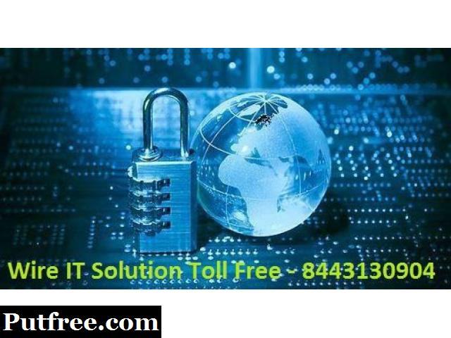 Guide for internet security call - 844-313-0904