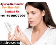 Ayurvedic Doctor for hair fall Dwarka Mor | +918010977000