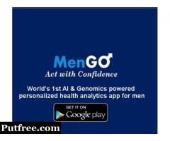 MEN's health app