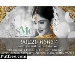 Jewellery manufacturer in Mumbai - SHREE MANIBHADRA CHAIN
