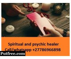 Master Psychic Reading Voodoo Doll Spells and Psychic Love Spells New York, USA +27786966898