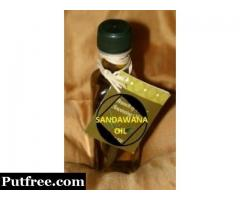 SANDAWANA Oil and Skin FOR LUCK AND BUSINESS PROSPERITY CALL +27717140070
