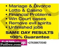 Bring back your lost lover in a 3 days and Money spells in Botswana, Namibia, UK, USA+27638473540