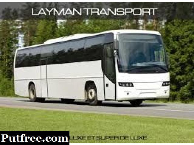 Coach Bus Services Toronto