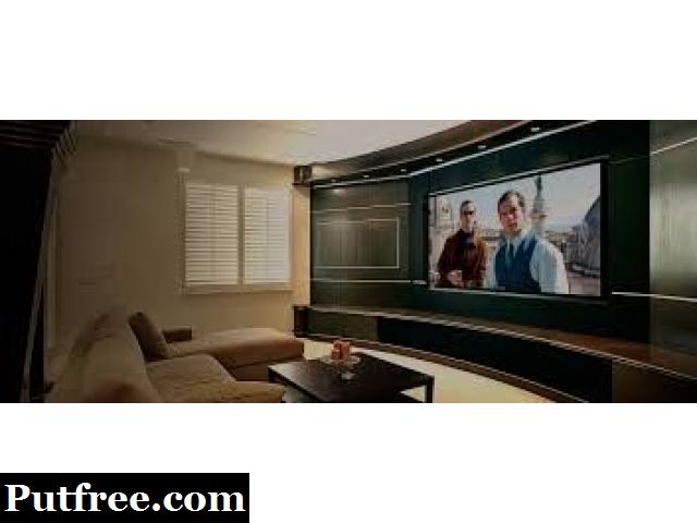 Outdoor TV Installation in Fairview, TX