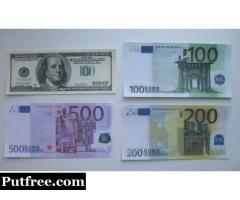 BUY UNDETECTABLE COUNTERFEIT MONEY AND NOVELTY DOCUMENTS ONLINE