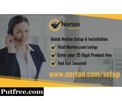 Install your norton setup easily