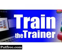 Train the trainer - FREE WORKSHOP
